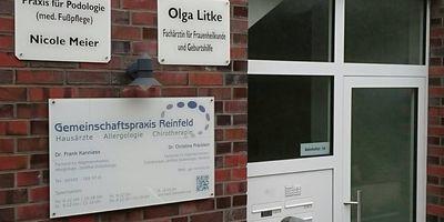 Praxis für Ergotherapie Nicole Dohrmann in Reinfeld in Holstein