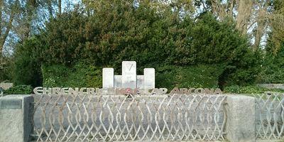 Ehrenfriedhof Cap Arcona in Neustadt in Holstein
