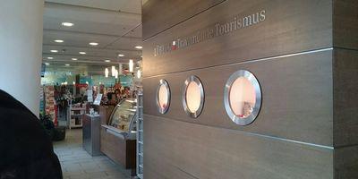 Tourist-Information in Lübeck