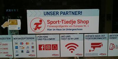 Sport-Tiedje in Lübeck
