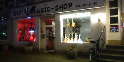George Music-Shop in Hamburg