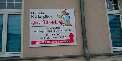 Pflegedienst Ines Ulbricht in Taucha bei Leipzig