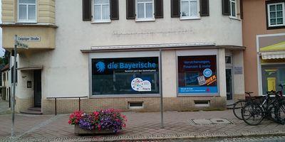 die Bayerische Versicherungsbüro Weller in Taucha bei Leipzig