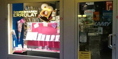 Schreibwaren Errulat in Bad Malente Gremsmühlen Gemeinde Malente