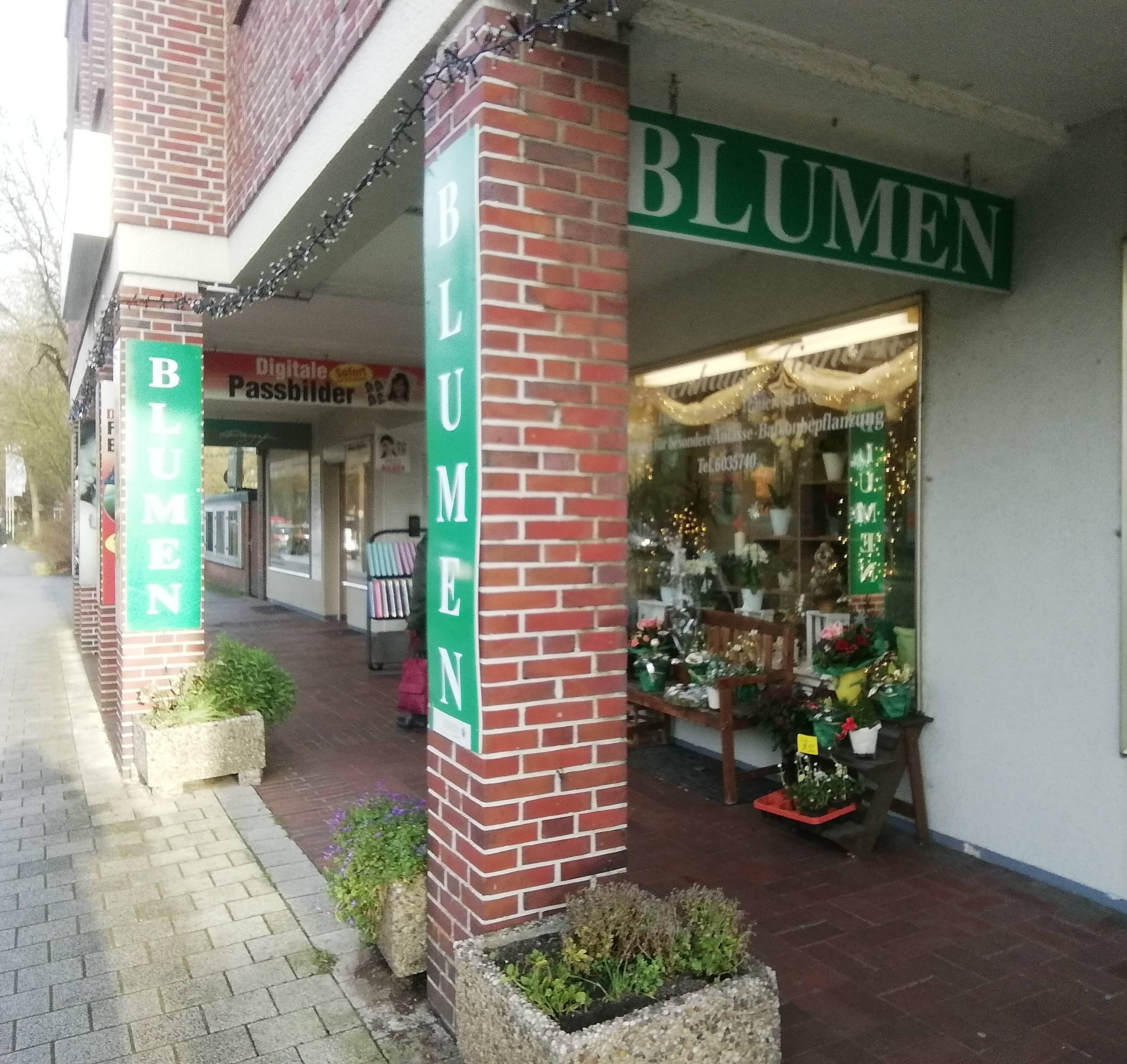 Blumen Volksdorf