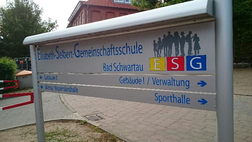 Elisabeth-Selbert-Gemeinschaftsschule in Schulstr. 8 23611 Bad Schwartau