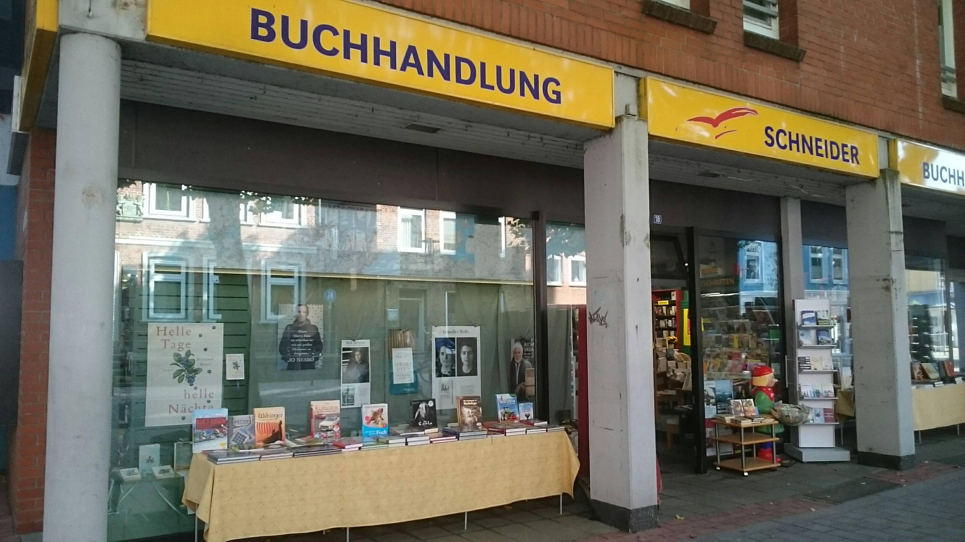 Buchhandlung broder