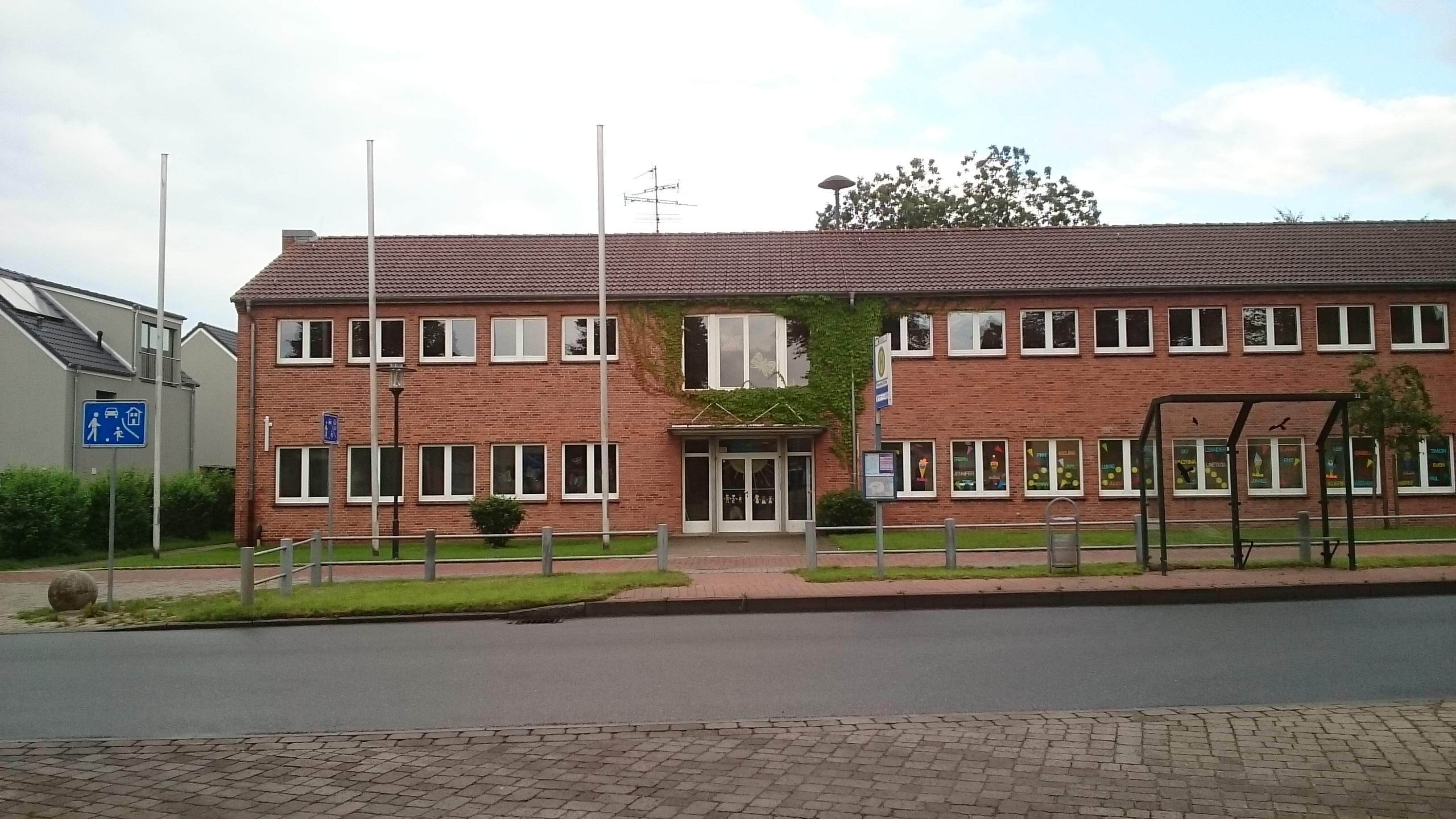 Grundschule Bad Schwartau in Mittelstr. 16 23611 Bad Schwartau