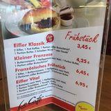 Der Bäcker Eifler in Hanau