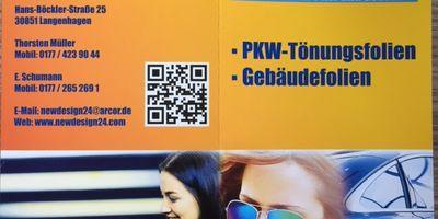 Newdesign24 Scheibentönung in Langenhagen