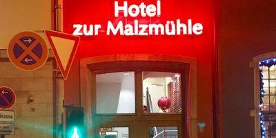 Hotel zur Malzmühle in Köln