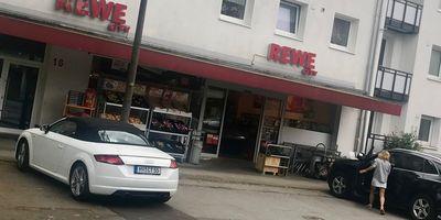 REWE in Köln