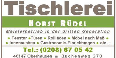 Rüdel / Tischlerei H. Tischlerarbeiten in Oberhausen im Rheinland