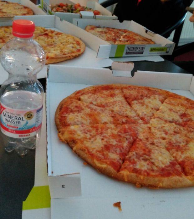 Mundfein Pizzawerkstatt In Luneburg In Das Ortliche