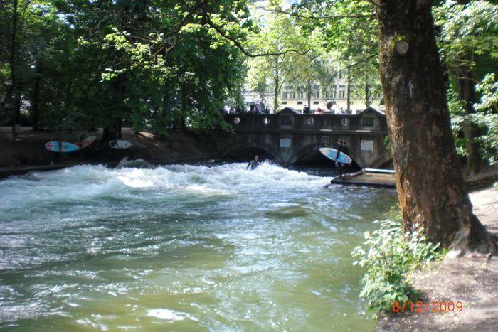 Bilder und Fotos zu Englischer Garten in München, Englischer Garten