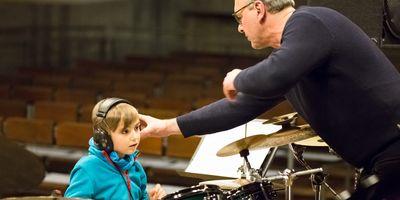 Percussion Studio Udo Diegelmann Schlagzeugschule in Frankfurt am Main
