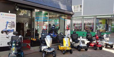 KK-Elektromobile in Neviges Stadt Velbert