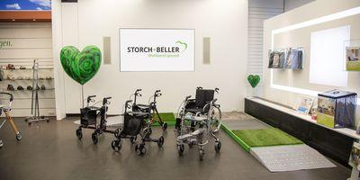 Storch und Beller & Co. GmbH in Karlsruhe