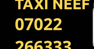 Taxi Neff Taxibetrieb in Nürtingen