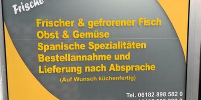 Yellowfin Fischhandel in Klein Krotzenburg Gemeinde Hainburg