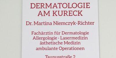Dermatologie am Kureck, Dr. med. Martina Niemczyk-Richter in Wiesbaden