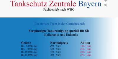 Tankschutz Zentrale Bayern Kiermeier Stefan und Kiermeier Leila GbR in Freising