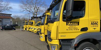 Jakobi Mobility / Abschleppdienst, KFZ-Werkstatt & mehr! in Freiburg im Breisgau