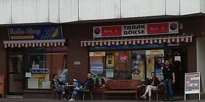 Kiosk Tabakbörse in Keldenich Stadt Wesseling