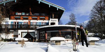 Stoll's Hotel Alpina in Schönau am Königssee