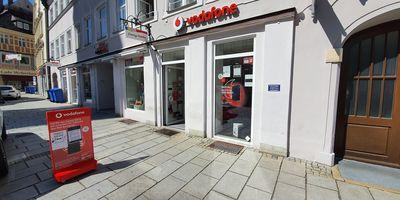 Vodafone Shop in Kaufbeuren
