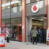 Vodafone Shop in Dortmund
