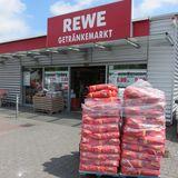 REWE Getränkemarkt in Dortmund