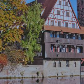 Weinstadel in Nürnberg