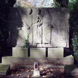 Südfriedhof (Südwestfriedhof) in Dortmund