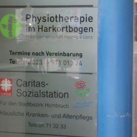 Physiotherapie im Harkortbogen Hennig & Lenz in Dortmund