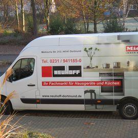 Neuhoff KG Fachmarkt für Hausgeräte und Küchen in Dortmund
