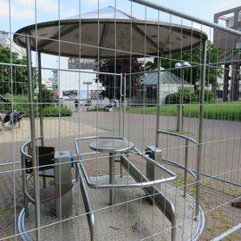 City Spielpunkte am Ostwall und im Stadtgarten in Dortmund