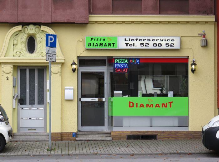 pizza diamant 1 foto dortmund brackel repsweg golocal. Black Bedroom Furniture Sets. Home Design Ideas