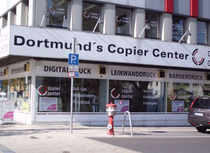 copier center a t gmbh 2 bewertungen dortmund mitte br derweg golocal. Black Bedroom Furniture Sets. Home Design Ideas