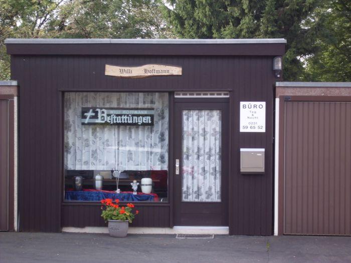 bestattungshaus willi hoffmann 2 fotos dortmund wambel. Black Bedroom Furniture Sets. Home Design Ideas