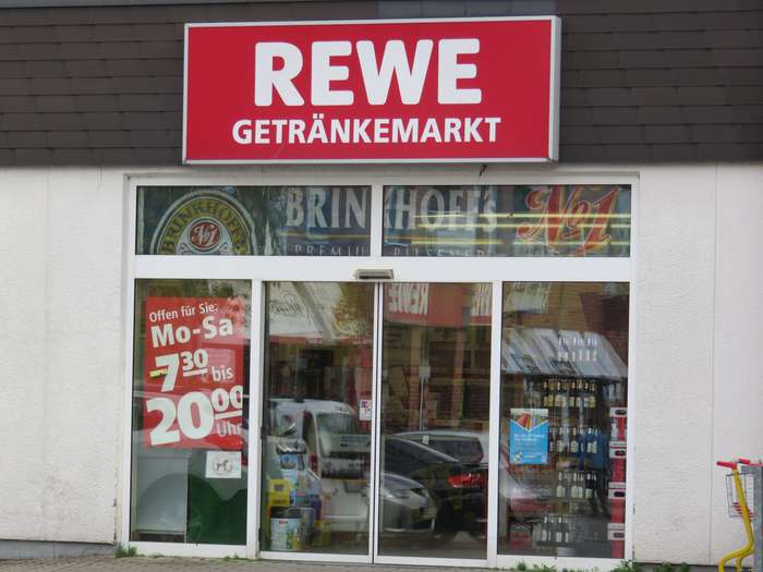 REWE Getränkemarkt - 1 Foto - Dortmund Asseln - Asselner Hellweg ...