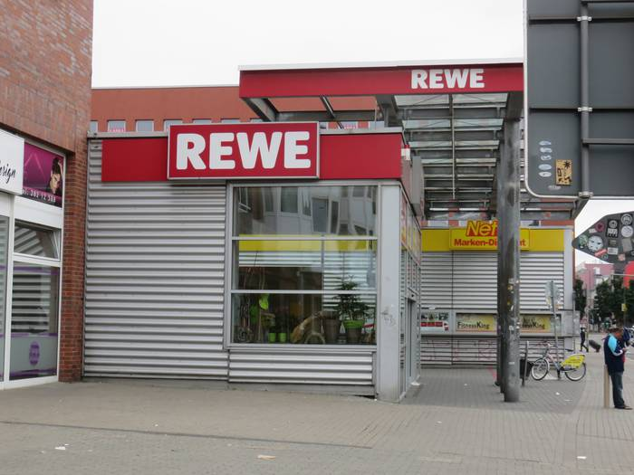 the cheapest official photos new style Bilder und Fotos zu REWE Markt in Dortmund, Rheinische Straße