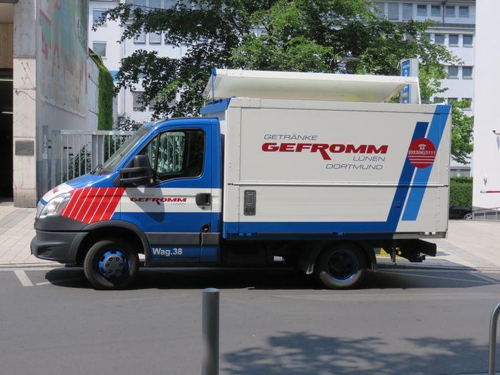 Getränkeparadies Gefromm Getränkehandel - 1 Foto - Dortmund Sölde ...