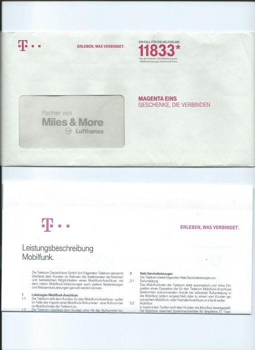 Deutsche Telekom Privatkunden Kundenservice Mobilfunk 1