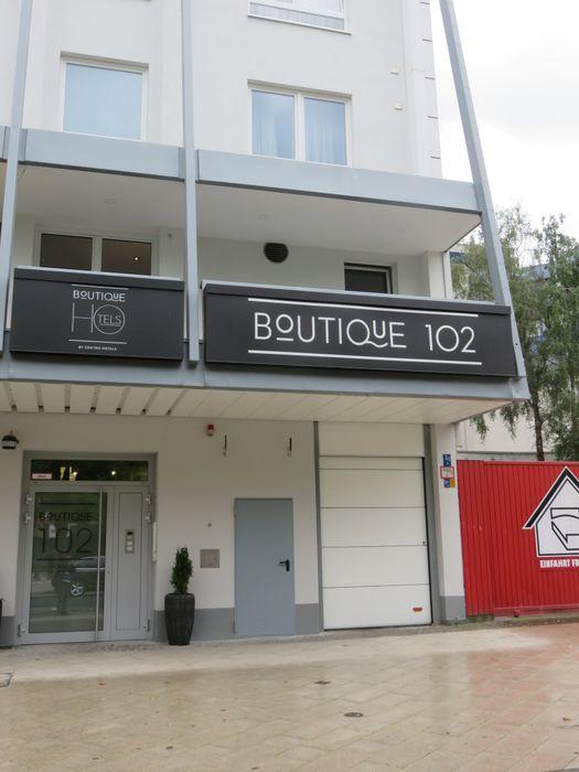 Bilder Und Fotos Zu Boutique 102 Centro Hotel In Dortmund Kampstrasse