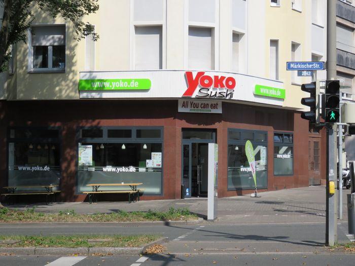 bilder und fotos zu yoko sushi in dortmund m rkische stra e. Black Bedroom Furniture Sets. Home Design Ideas