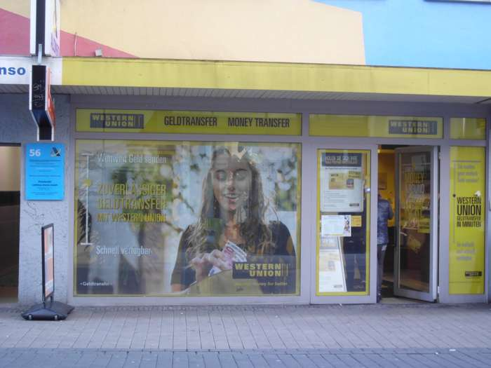 Western Union In Dortmund