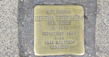 Aktion Stolpersteine in Dortmund