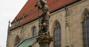 Stiftskirche St. Georg in Tübingen
