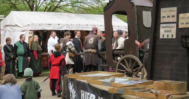 Mittelalterlich Phantasie Spectaculum (MPS) im Fredenbaumpark in Dortmund